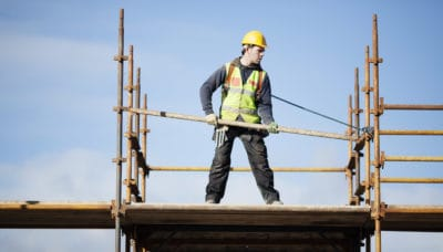 Licence to erect, alter and dismantle scaffolding